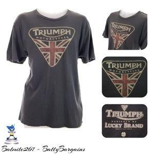 XL Triumph Lucky Brand Mens Shirt